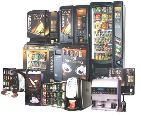 Классификация и основные характеристики кофейных автоматов